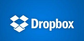 Dropbox UWP app