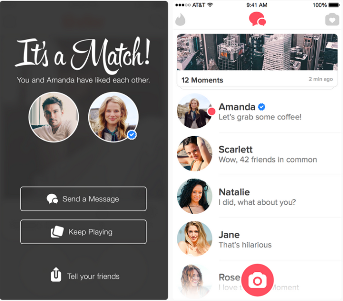 Tinder now lets you send GIFs