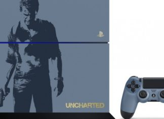 Limited edition Uncharted 4