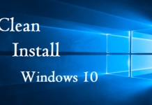 Windows 1607 Anniversary Update Windows 10 New Installation