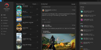 update for Windows 10 Xbox App