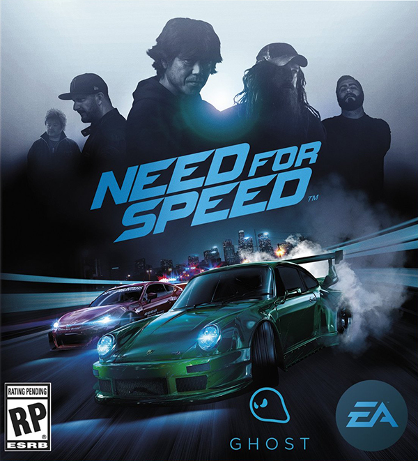 Need for Speed on PC on March 15