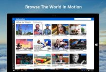 DailyMotion now a universal Windows 10 app