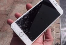 Apple will soon trade in busted iPhones