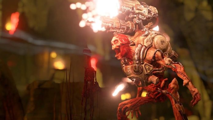 DOOM 4 coming to XBOX One and PC on May 13th