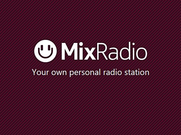 Line is shutting down MixRadio