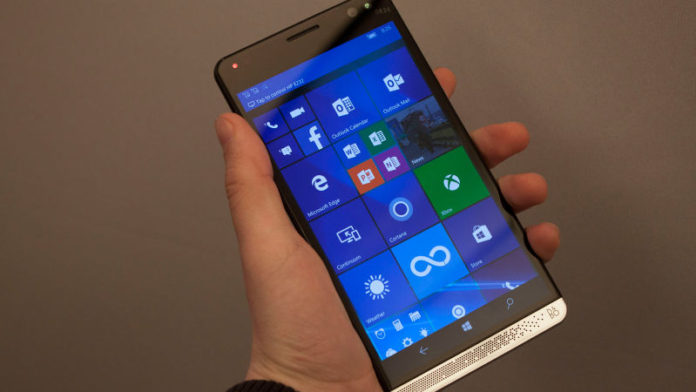 HP announced HP Elite x3