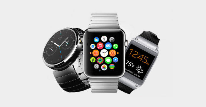 Smartwatches have outsold Swiss watches
