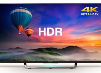 Sony's latest 4K HDR TVs
