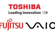 VAIO, Toshiba, and Fujitsu to unite for PC