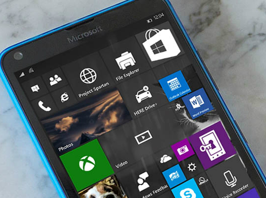 Windows 10 Mobile Insider preview build 10586.71