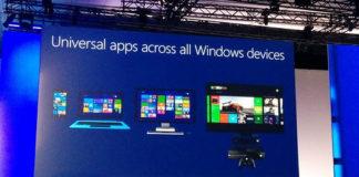 Xbox One Universal windows 10 app