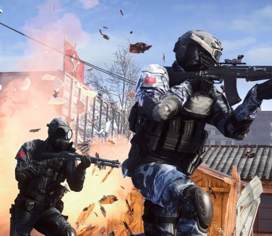 DICE is done with Battlefield 4