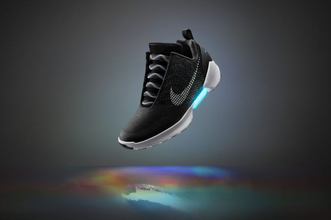 HyperAdapt 1.0 Self-lacing Nikes