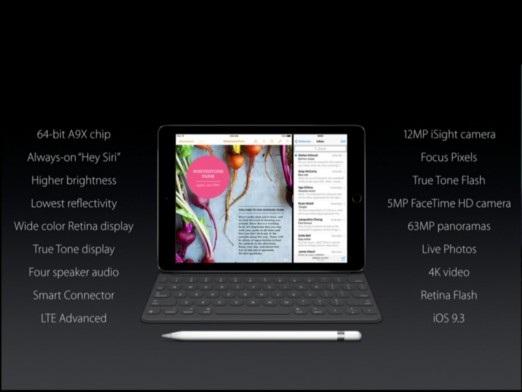 Apple iPad Pro mini