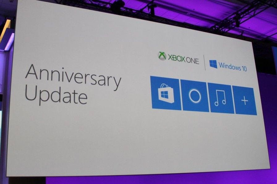 Windows 10 Anniversary Update coming on August 2