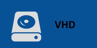 Create VHD