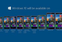 Upgrade Windows Mobile 8.1