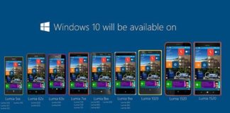 Upgrade Windows Mobile 8.1