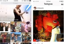 Instagram testing visual changes for iOS