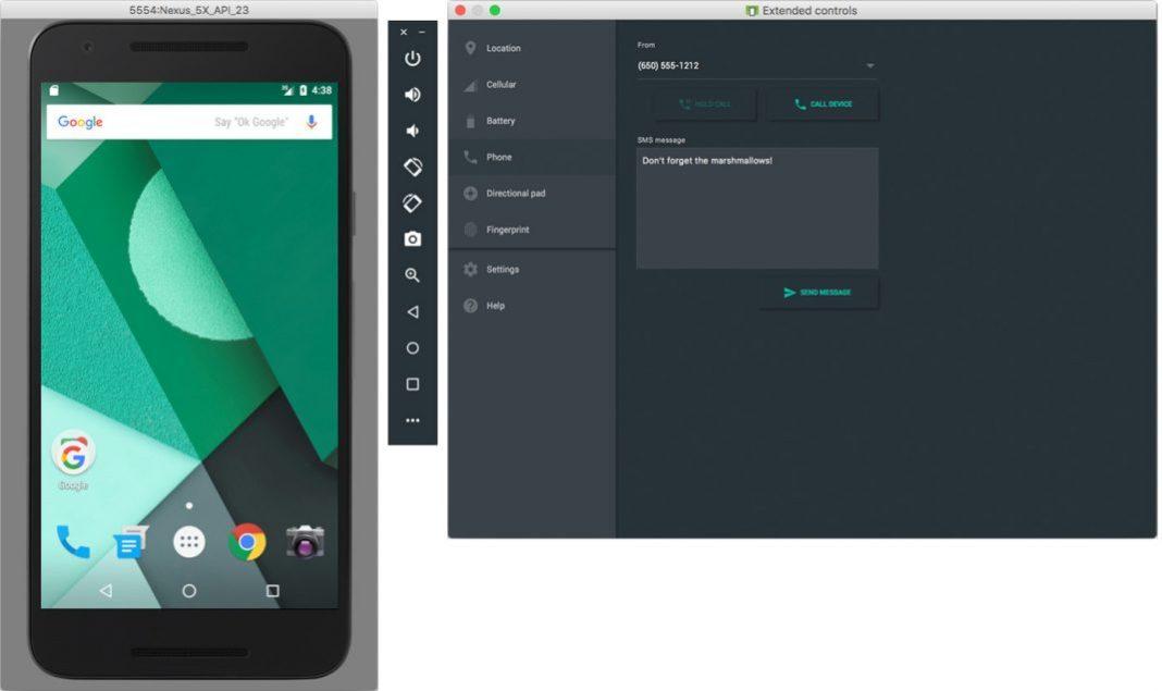 Google Android Studio 2.0