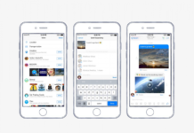 share Dropbox files over Facebook Messenger