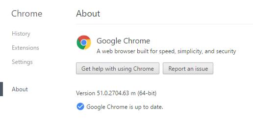 Chrome 51