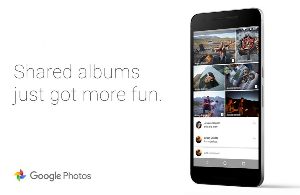 Google enables Comments and Smart Suggestions on Shared Albums