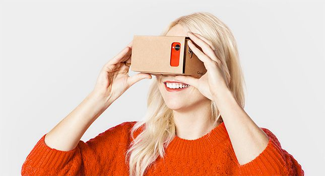 Google Cardboard VR iOS youtube app