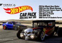 Hot Wheels Car Pack DLC