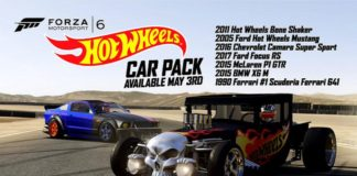 Hot Wheels Car Pack DLC