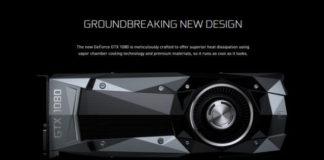 Nvidia Geforce GTX 1080 and GTX 1070