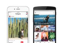 Instagram's new redesigned App