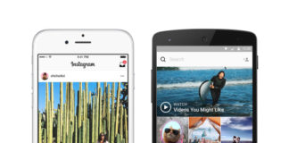 Instagram's new redesigned App