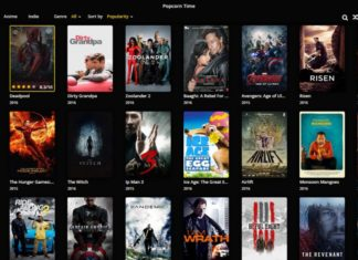 Popcorn Time safe download