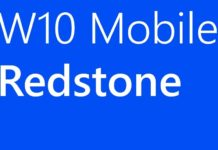Mobile build 14342 stuck fail