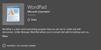 Win32 programs on Windows Store
