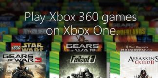 Available Xbox 360 Games list for Xbox One