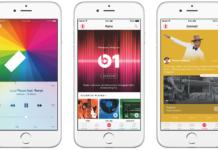 Apple Music in iOS 10