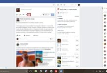 Facebook Live video streaming for Windows 10