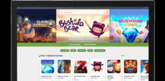 google play store chromebook