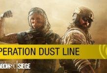 Rainbow Six Siege Operation Dust Line DLC