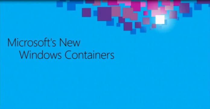 Hyper-V Containers build 14352
