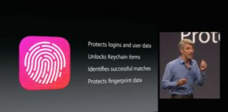 OS X 10.12 unlock Mac with iPhone Touch ID