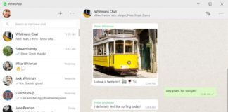 WhatsApp Desktop App for Windows and Mac released