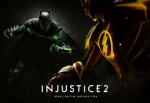 DC Injustice 2 announced