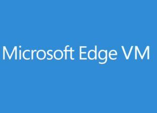 Microsoft Edge build 14393 Microsoft Edge build 14361 Virtual Machines