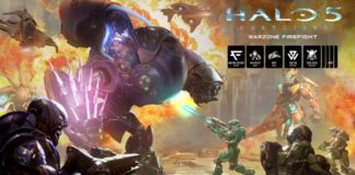 Halo 5: Guardians Warzone Firefight