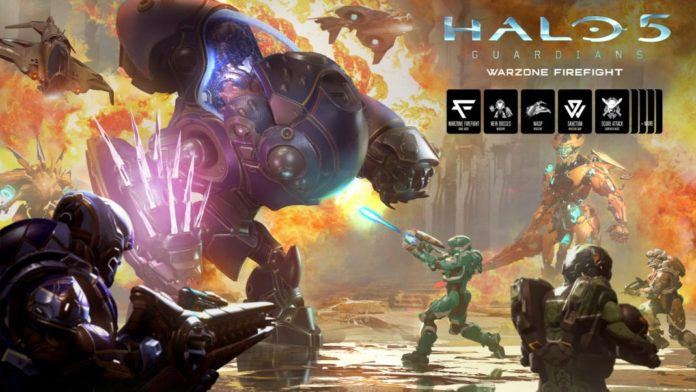 Halo 5: Guardians Warzone Firefight