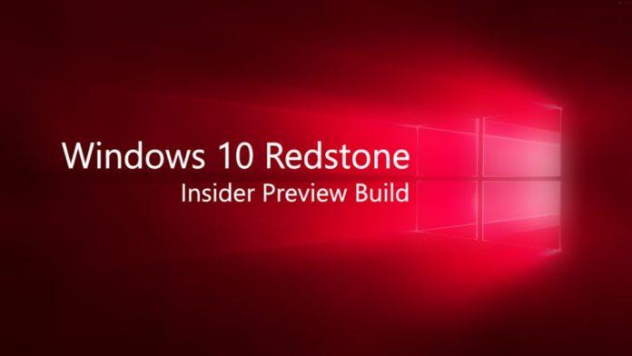 Windows 10 PC Build 14372